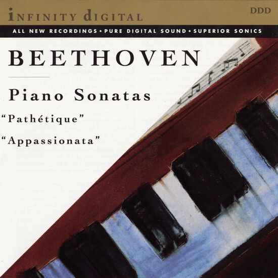 BEETHOVEN: PIANO SON (APPASIONATA, PATHEBEETHOVEN: PIANO SON (APPASIONATA, PATHE, , hi-res