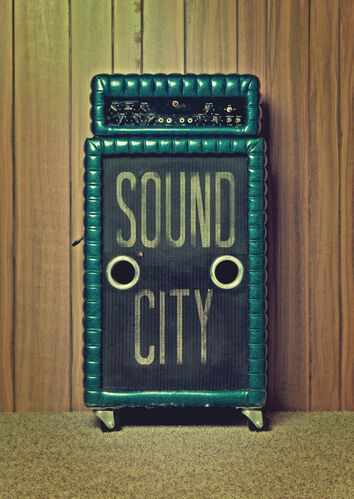 SOUND CITY - REAL TO REEL, , hi-res