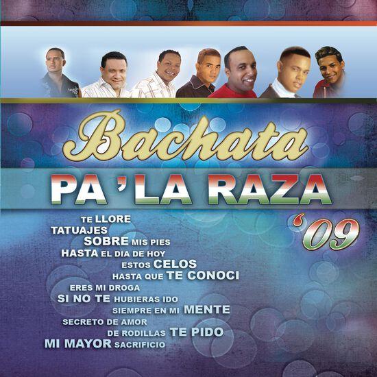 BACHATA PA' LA RAZA 2009BACHATA PA' LA RAZA 2009, , hi-res