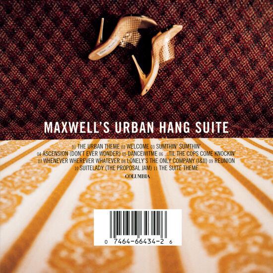 MAXWELL'S URBAN HANG SUITEMAXWELL'S URBAN HANG SUITE, , hi-res