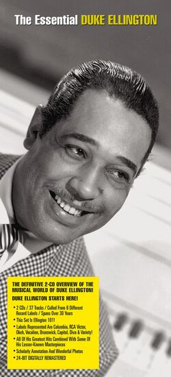 ESSENTIAL DUKE ELLINGTON, THEESSENTIAL DUKE ELLINGTON, THE, , hi-res