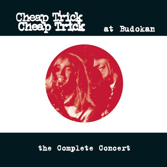 CHEAP TRICK AT BUDAKAN-THE COMPLETE CONCCHEAP TRICK AT BUDAKAN-THE COMPLETE CONC, , hi-res