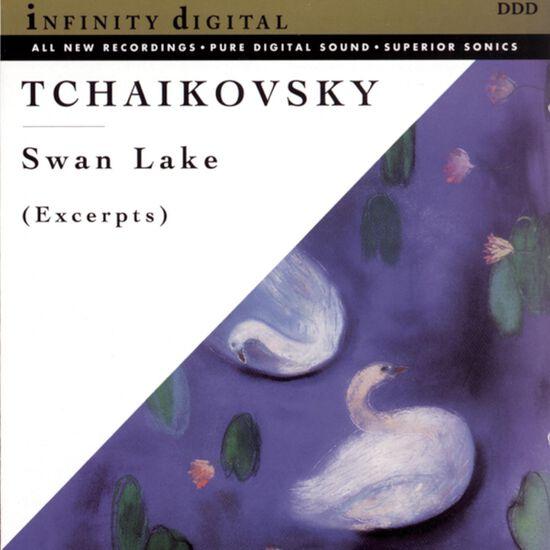 TCHAIKOVSKY: SWAN LAKETCHAIKOVSKY: SWAN LAKE, , hi-res