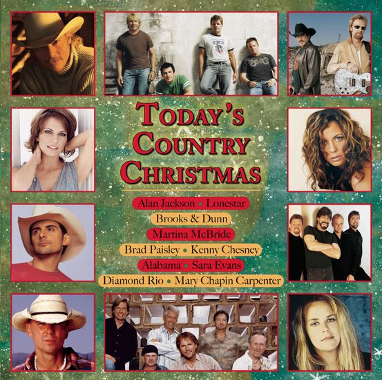 TODAY'S COUNTRY CHRISTMASTODAY'S COUNTRY CHRISTMAS, , hi-res
