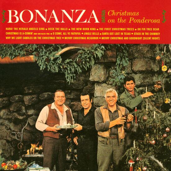 CHRISTMAS ON THE PONDEROSACHRISTMAS ON THE PONDEROSA, , hi-res