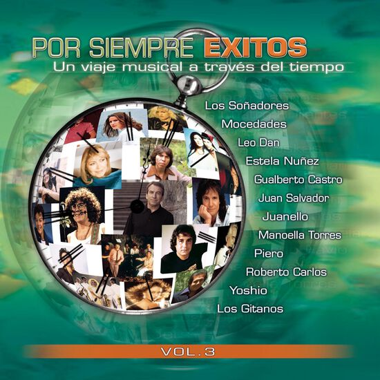 POR SIEMPRE EXITOS, VOL. 3POR SIEMPRE EXITOS, VOL. 3, , hi-res