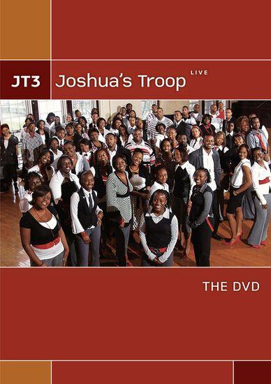 JT3-JOSHUA'S TROOP LIVE-THE DVDJT3-JOSHUA'S TROOP LIVE-THE DVD, , hi-res