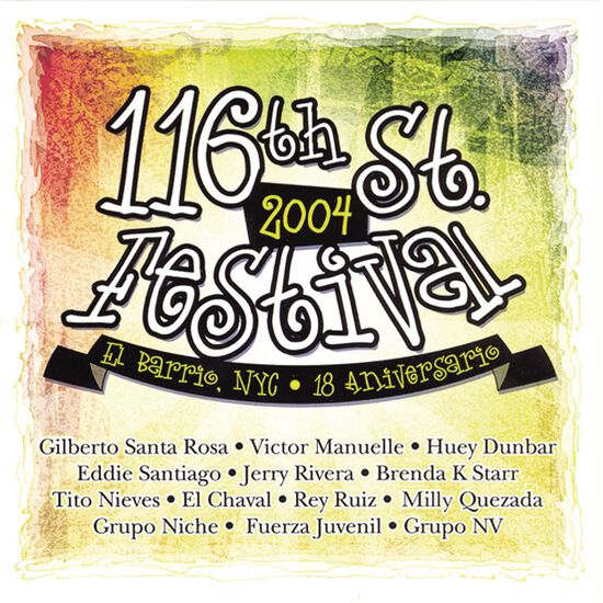 116TH STREET FESTIVAL 2004116TH STREET FESTIVAL 2004, , hi-res