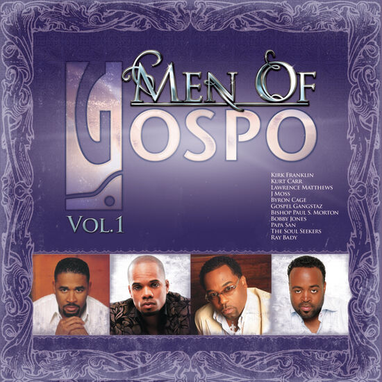 MEN OF GOSPOMEN OF GOSPO, , hi-res