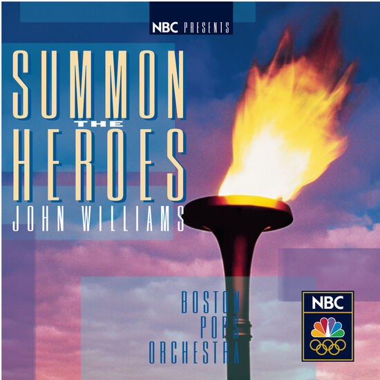 NBC PRESENTS SUMMON THE HEROESNBC PRESENTS SUMMON THE HEROES, , hi-res