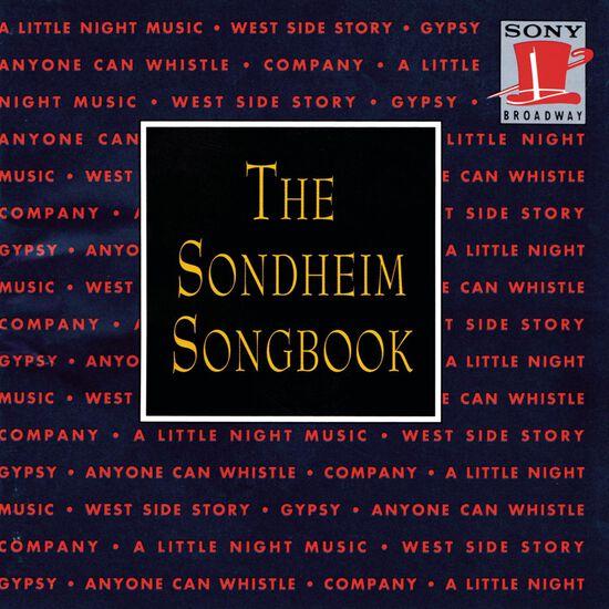STEPHEN SONDHEIM SONGBOOKSTEPHEN SONDHEIM SONGBOOK, , hi-res