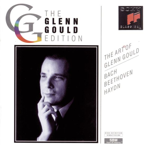 THE ART OF GLENN GOULDTHE ART OF GLENN GOULD, , hi-res
