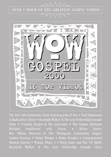 WOW GOSPEL 2000 (2 CD SET)WOW GOSPEL 2000 (2 CD SET), , hi-res