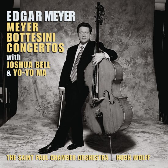 MEYER/BOTTESINI: CONCERTOS FOR CELLO,DBLMEYER/BOTTESINI: CONCERTOS FOR CELLO,DBL, , hi-res