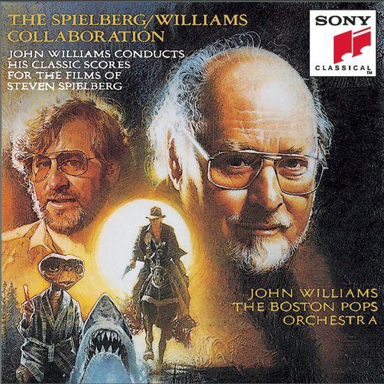 SPIELBERG/WILLIAMS COLLABORATIONSPIELBERG/WILLIAMS COLLABORATION, , hi-res