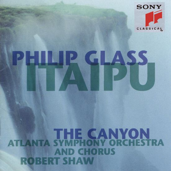 GLASS: ITAIPU, THE CANYONGLASS: ITAIPU, THE CANYON, , hi-res