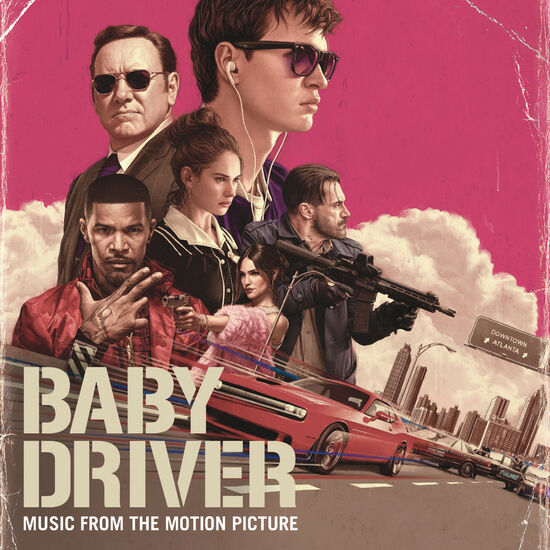 BABY DRIVER (MUSIC FROM THE MOTION PICTUBABY DRIVER (MUSIC FROM THE MOTION PICTU, , hi-res