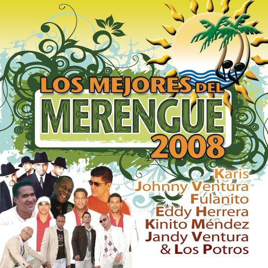 LOS MEJORES DEL MERENGUE 2008LOS MEJORES DEL MERENGUE 2008, , hi-res