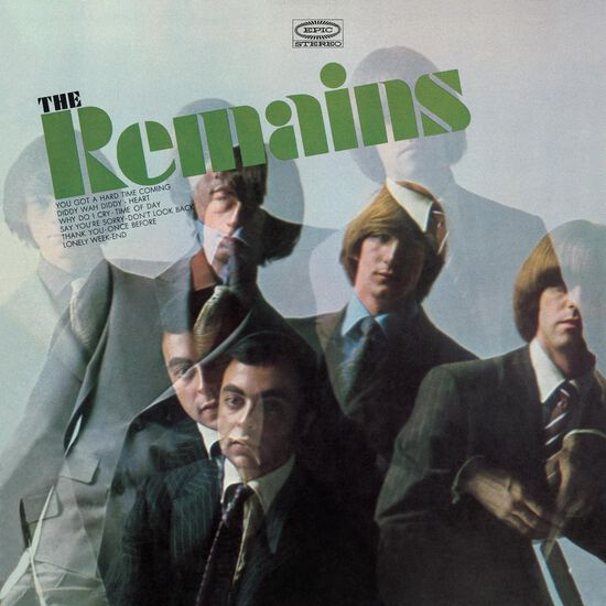 THE REMAINS (EXPANDED EDITION)THE REMAINS (EXPANDED EDITION), , hi-res