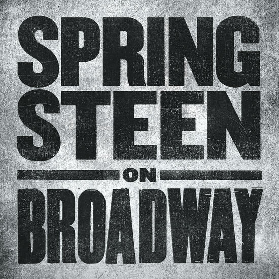 SPRINGSTEEN ON BROADWAYSPRINGSTEEN ON BROADWAY, , hi-res