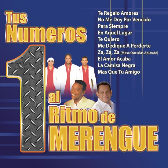 TUS NUMEROS 1 AL RITMO DE MERENGUETUS NUMEROS 1 AL RITMO DE MERENGUE, , hi-res