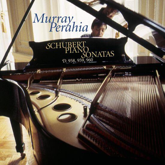 SCHUBERT: LATE PIANO SONATASSCHUBERT: LATE PIANO SONATAS, , hi-res