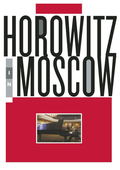 HOROWITZ IN MOSCOWHOROWITZ IN MOSCOW, , hi-res