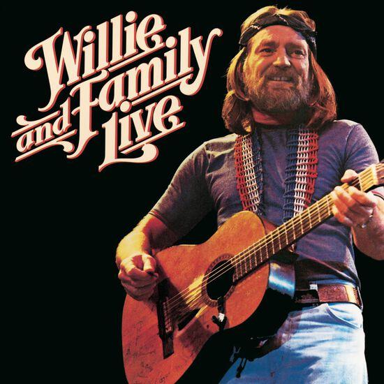 WILLIE NELSON & FAMILY LIVEWILLIE NELSON & FAMILY LIVE, , hi-res