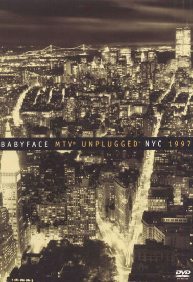 BABYFACE MTV UNPLUGGED NYC 1997BABYFACE MTV UNPLUGGED NYC 1997, , hi-res