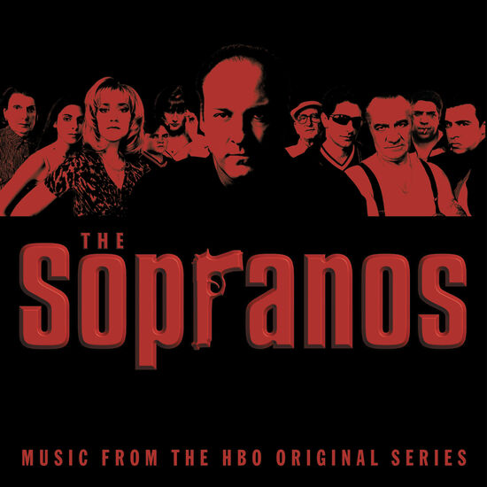 THE SOPRANOSTHE SOPRANOS, , hi-res