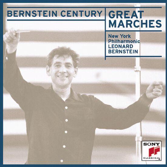 BERNSTEIN CONDUCTS GREAT MARCHESBERNSTEIN CONDUCTS GREAT MARCHES, , hi-res