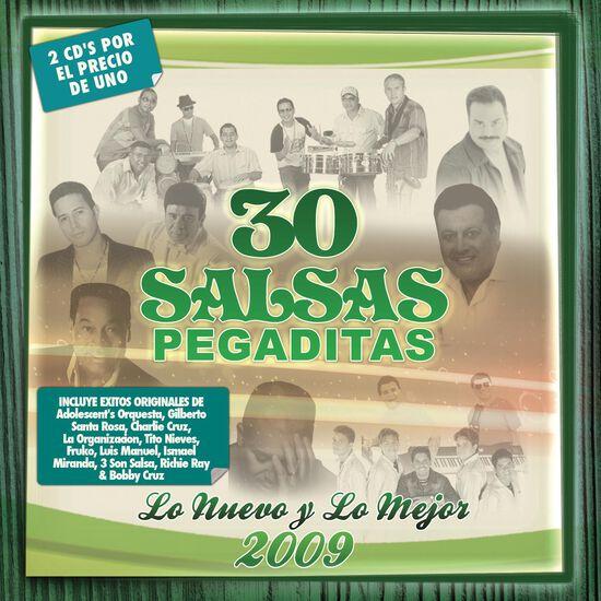 30 SALSAS PEGADITAS - LO NUEVO Y LO MEJO30 SALSAS PEGADITAS - LO NUEVO Y LO MEJO, , hi-res