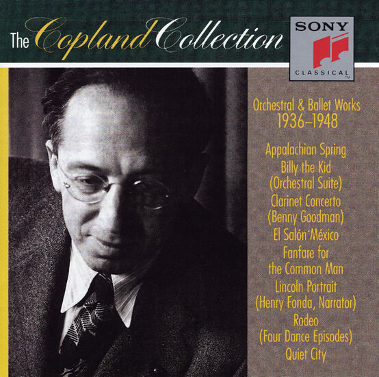 THE COPLAND COLLECTION 1936-48THE COPLAND COLLECTION 1936-48, , hi-res