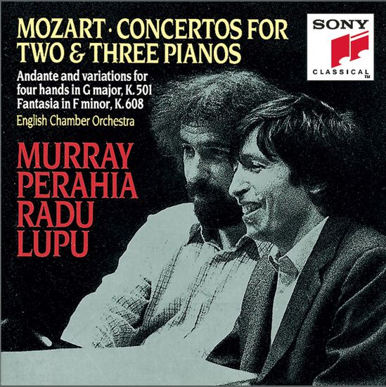 MOZART: CTOS FOR 2 & 3 PIANOSMOZART: CTOS FOR 2 & 3 PIANOS, , hi-res