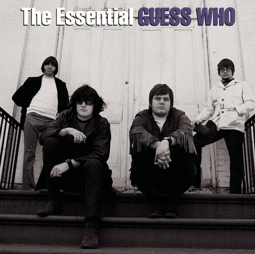 THE ESSENTIAL THE GUESS WHO, , hi-res
