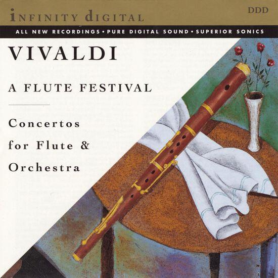 VIVALDI: A FLUTE FESTIVALVIVALDI: A FLUTE FESTIVAL, , hi-res