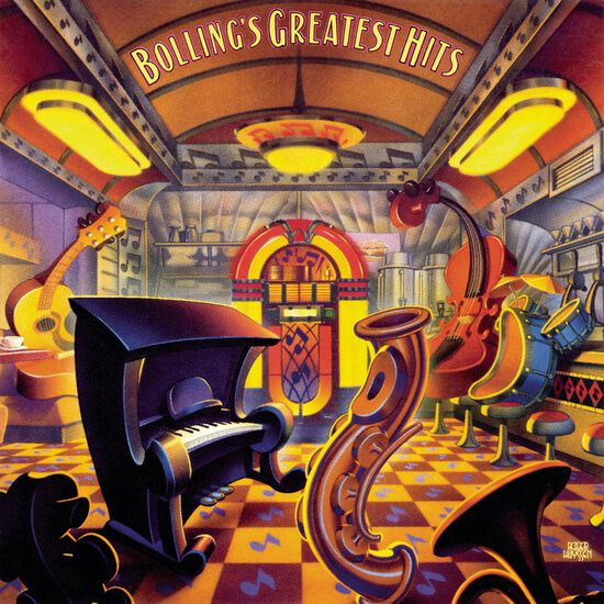 BOLLING'S GREATEST HITSBOLLING'S GREATEST HITS, , hi-res