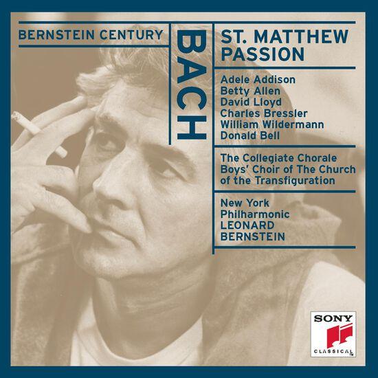 BACH: ST. MATTHEW PASSION (PLUS DISCUSSIBACH: ST. MATTHEW PASSION (PLUS DISCUSSI, , hi-res