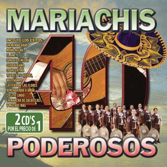 40 MARIACHIS PODEROSOS40 MARIACHIS PODEROSOS, , hi-res