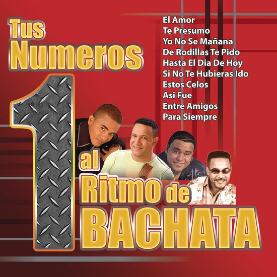 TUS NUMEROS 1 AL RITMO DE BACHATATUS NUMEROS 1 AL RITMO DE BACHATA, , hi-res