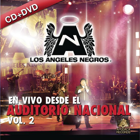 EN VIVO DESDE EL AUDITORIO NACIONAL VOL.EN VIVO DESDE EL AUDITORIO NACIONAL VOL., , hi-res