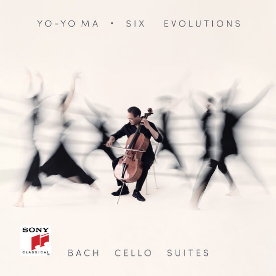 SIX EVOLUTIONS - BACH: CELLO SUITESSIX EVOLUTIONS - BACH: CELLO SUITES, , hi-res