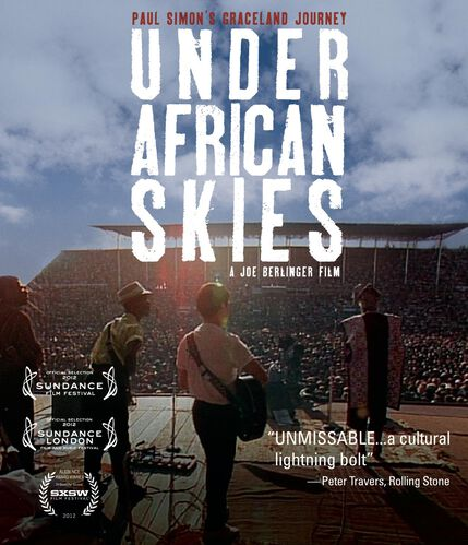 UNDER AFRICAN SKIES (BLU-RAY), , hi-res