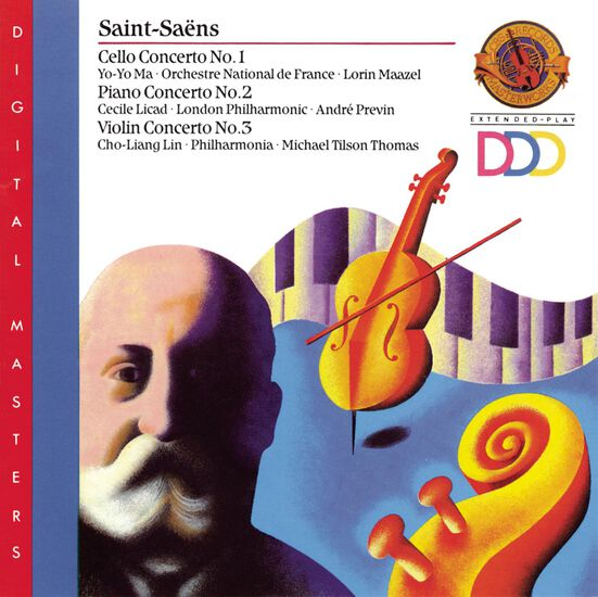 SAINT-SAENS: CELLO CTO NO 1SAINT-SAENS: CELLO CTO NO 1, , hi-res