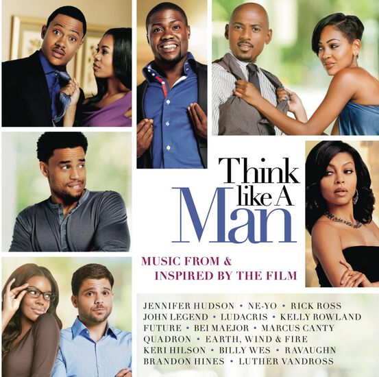 THINK LIKE A MAN - MUSIC FROM & INSPIREDTHINK LIKE A MAN - MUSIC FROM & INSPIRED, , hi-res