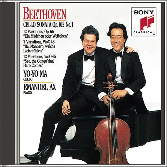BEETHOVEN: SON NO 4 FOR CELLO/PIANOBEETHOVEN: SON NO 4 FOR CELLO/PIANO, , hi-res