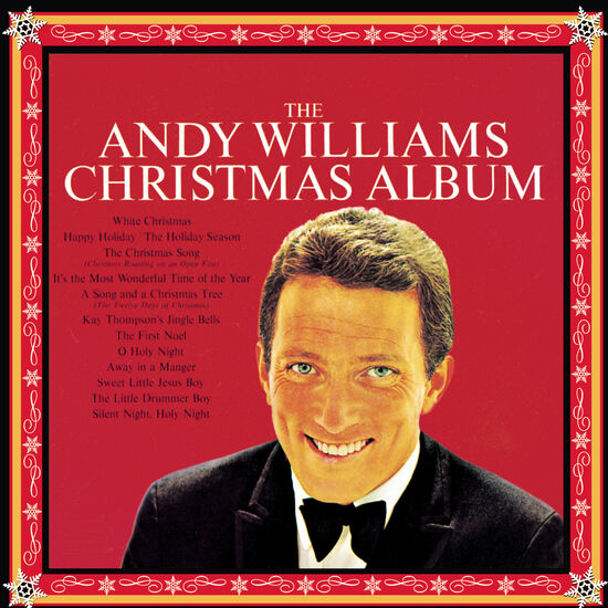THE ANDY WILLIAMS CHRISTMASTHE ANDY WILLIAMS CHRISTMAS, , hi-res