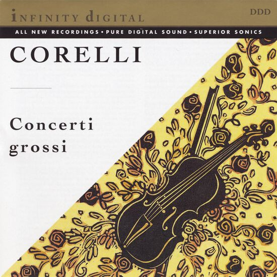 CORELLI: CONCERTI GROSSICORELLI: CONCERTI GROSSI, , hi-res