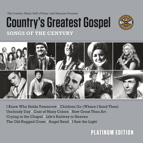 COUNTRY'S GREATEST GOSPEL SONGS OF THE C, , hi-res