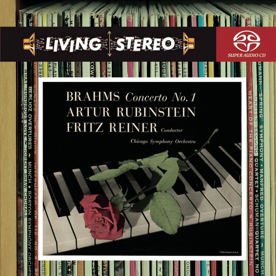 BRAHMS:PIANO CT NO 1BRAHMS:PIANO CT NO 1, , hi-res